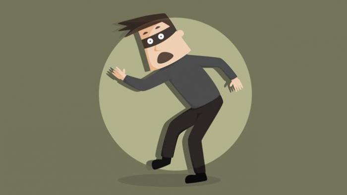 Komplotan Spesialis Pencuri Rumah Gasak Motor dan Uang Rp 17 Juta