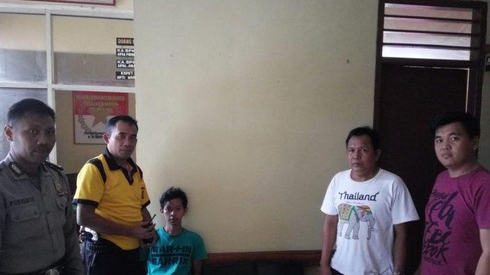 Pemuda Belasan Tahun Bobol Ruang Praktik Komputer di SMP N 15 Tegineneng