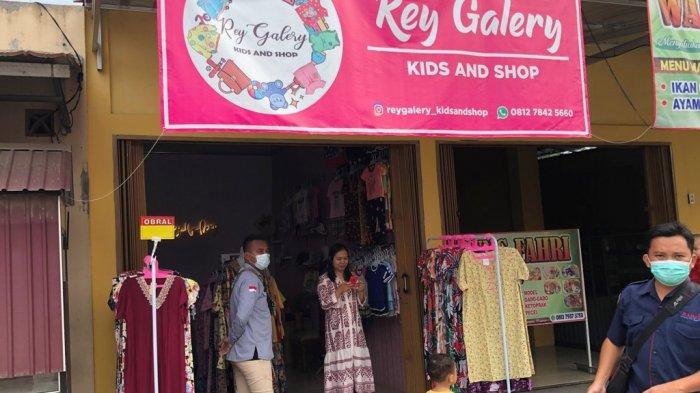 Pencurian Baju Daster di Lampung Utara, Weni Mengaku Belum Lapor Polisi