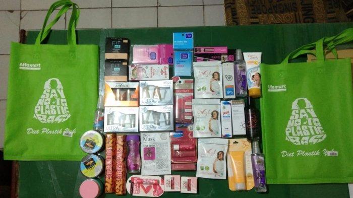 Gasak 24 Barang di Minimarket Pringsewu, 3 Gadis Cantik Ini Incar Produk Kosmetik