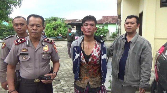 BREAKING NEWS Gasak Rp 5 Juta di Tanjung Senang, Pria Ini Babak Belur Dihajar Warga