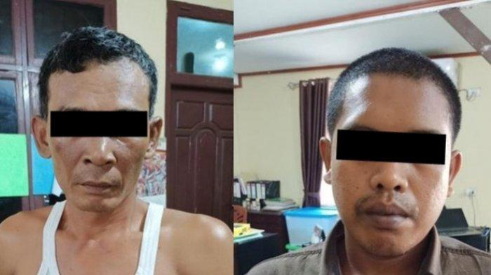 2 dari 4 Pencuri 5,2 Ton Sawit di Lampung Tengah Sudah Ditangkap Lebih Dahulu