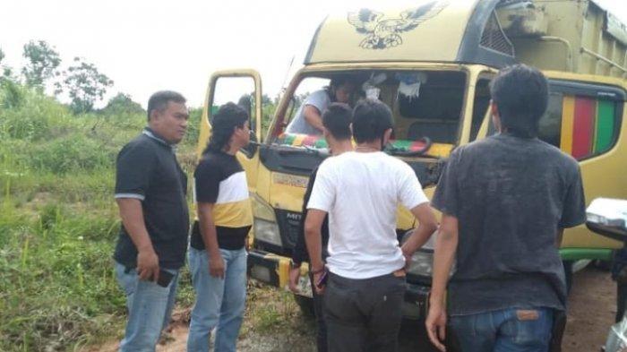 Polres Lampung Tengah Ungkap 2 Kasus Pencurian Truk Sepanjang Juli 2020