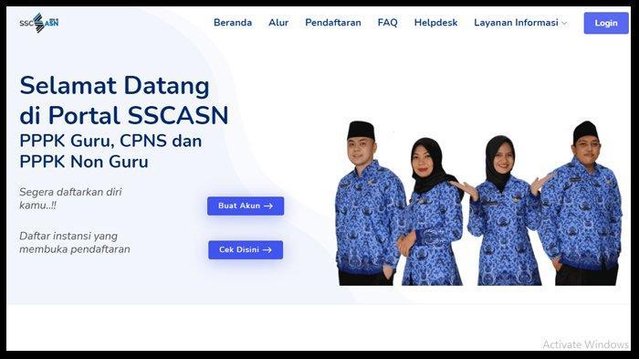 CPNS Lampung 2021, Pelamar CASN Pesawaran Capai 3.840 Orang