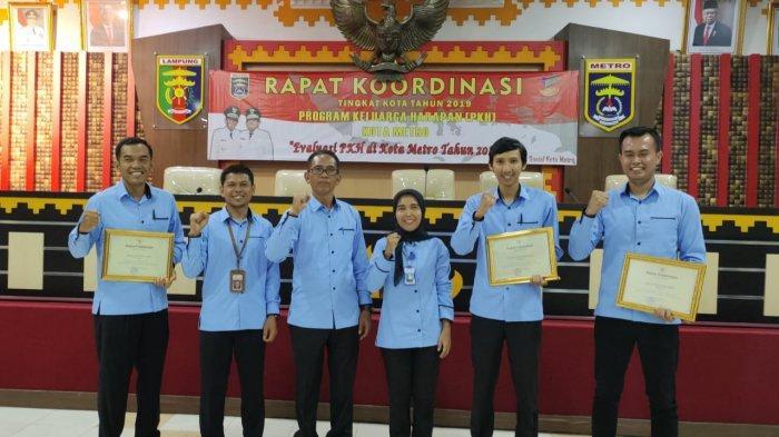 11 Anak PKH Raih Beasiswa Bidikmisi, Pemkot Dukung Program PKH di Metro