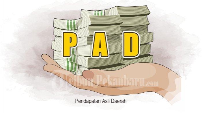 Pendapatan Daerah Kota Metro Lampung Baru Terealisasi 59,58 Persen