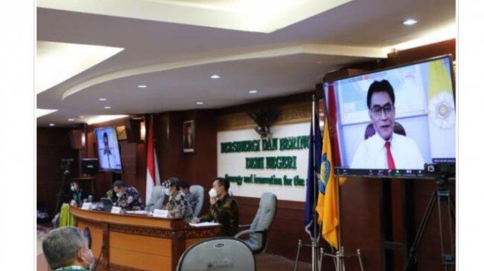 Prof Suharso Ketuai Forum WR Bidang Kerja Sama BKS PTN Barat