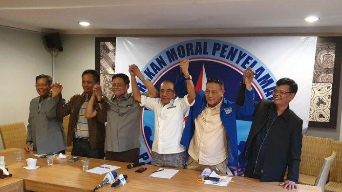 Pendiri Partai Demokrat Desak SBY Diganti Sebagai Ketua Umum, Sebut Nama Calon Penggantinya