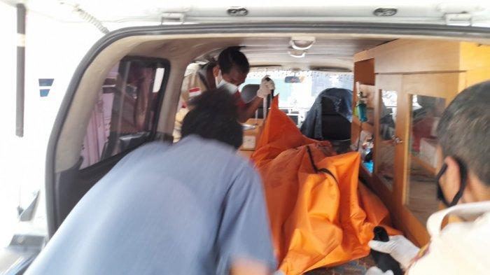 Mayat laki-laki tanpa identitas ditemukan di Sukajaya, Kelurahan Kalianda, Kecamatan Kalianda, Lampung Selatan, Selasa (25/5/2021).
