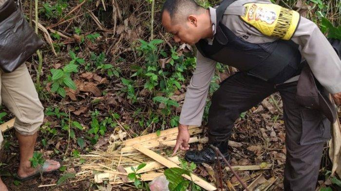 Tak Pulang Seusai Deres Karet, Petani di Kasui Ditemukan Tewas dengan Penuh Luka Bacokan