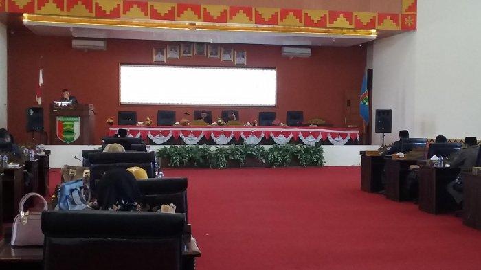 Sah, M Nasir Jabat Ketua DPRD Pesawaran Definitif