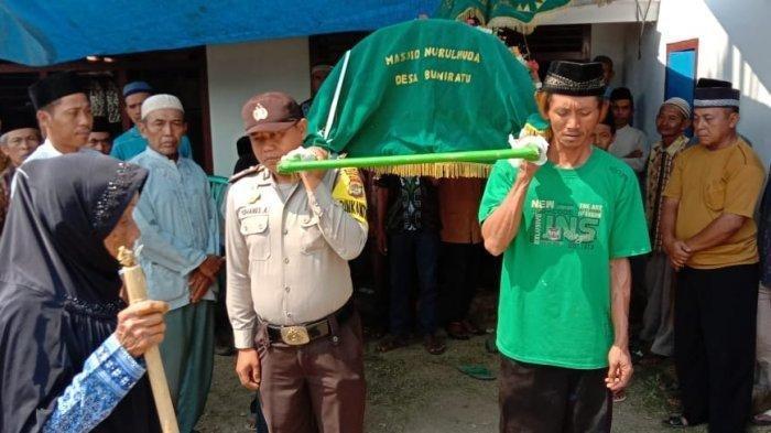 Pengakuan Anak Bunuh Ayah Kandung di Lampung, Beda Niat dengan Perbuatan hingga Terucap Sumpah
