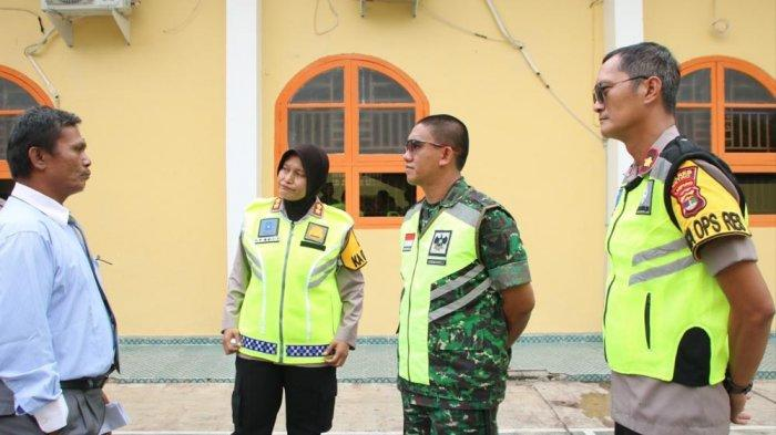 377 Personel Gabungan Amankan Nataru 2020 di 38 Objek Vital, dari Gereja hingga Tempat Wisata