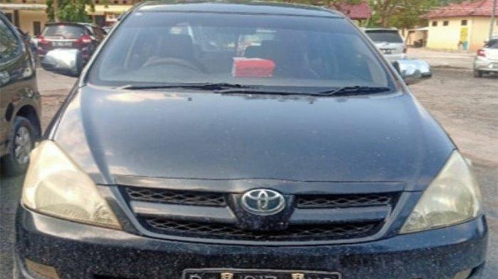 Penggelapan Mobil di Tulangbawang, Korban Rela Mobilnya Dibawa Pelaku Bermodal Surat Kesepakatan
