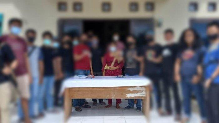 Penggerebekan Terduga Bandar Narkoba di Mesuji, Polisi Amankan Menantu Tersangka