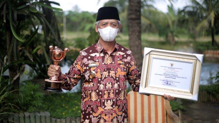 Sujadi Bangga Pringsewu Raih Penghargaan dari Kementerian PPPA
