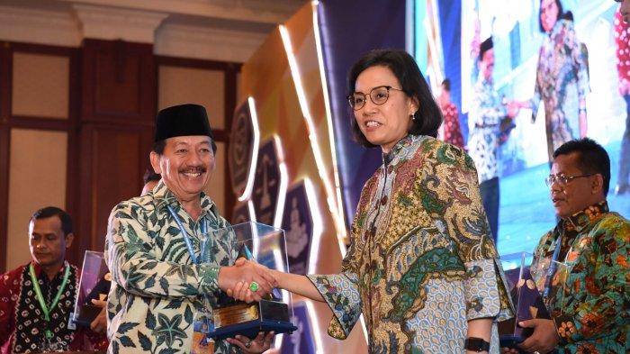 8 Kali WTP, Pemkot Bandar Lampung Raih Penghargaan Entitas Pemerintah dari BPK