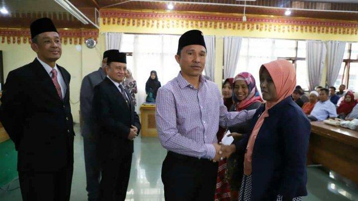 344 Siswa SMA Berprestasi Dapat Penghargaan dari Pemkab Lampung Barat
