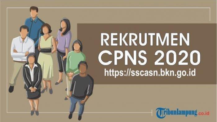 Pengumuman Hasil Tes SKD CPNS 2019 untuk Pemerintah Kabupaten Lampung Timur