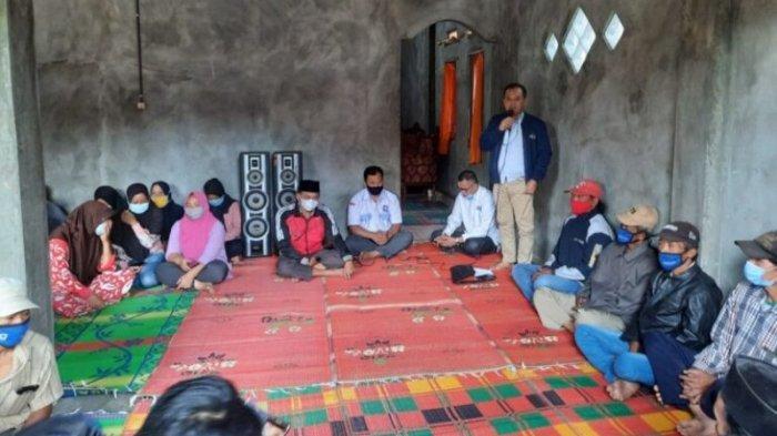 Pengurus DPD PAN Lampung Barat Silaturahmi dengan Relawan Zulhas