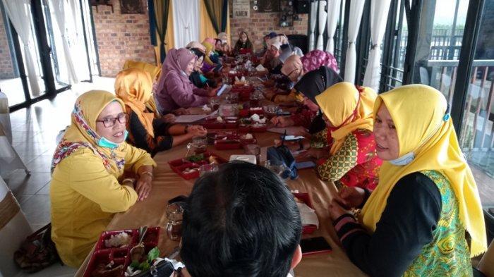 Pengurus KWT Lampung Tengah Inginkan Mardiana Musa Ahmad Pimpin Organisasi