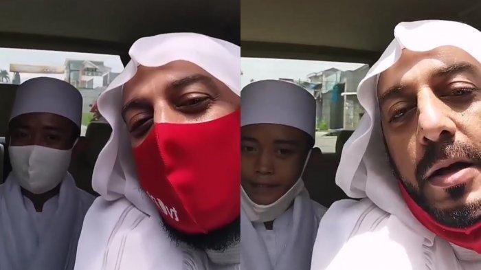 Ulama Besar Indonesia Syekh Ali Jaber Meninggal Dunia, Sempat Dirawat di RS karena Covid-19