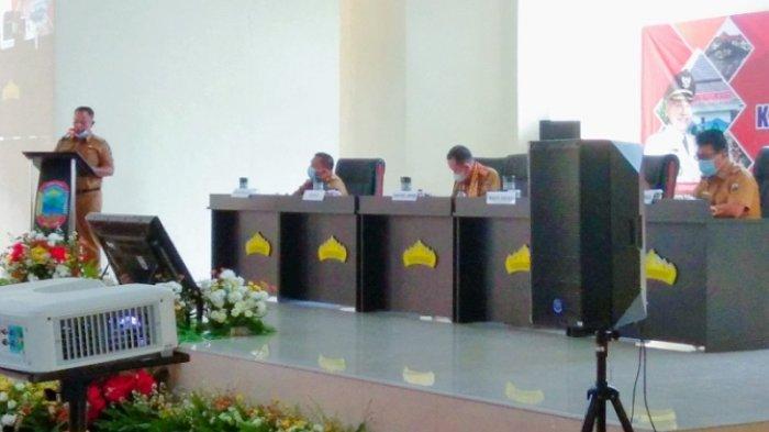 Peningkatan Infrastruktur Masih Jadi Tema Pembangunan Tahun 2022di Lampung Selatan