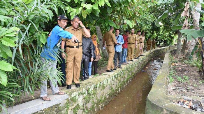 Normalisasi, Sungai Way Batanghari Kota Metro Akan Dikeruk