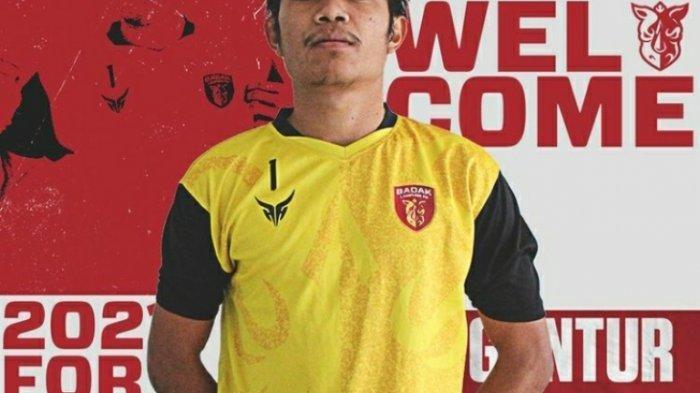 Skuad Badak Lampung di Liga 2 2021, Guntur Egi Saputro Kawal Gawang
