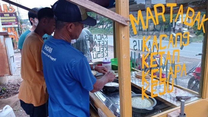 Kuliner Lampung, Promo Martabak Amanah di Mesuji Cuma Rp 6 Ribu per Loyang