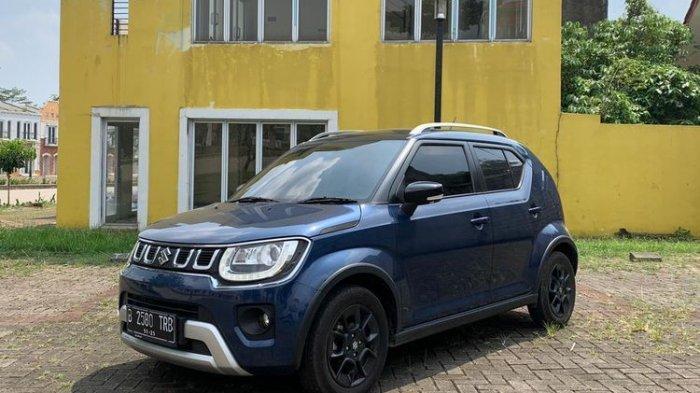 Lebaran Pakai Suzuki Ignis, Konsumsi BBM Tembus 17 Km per Liter
