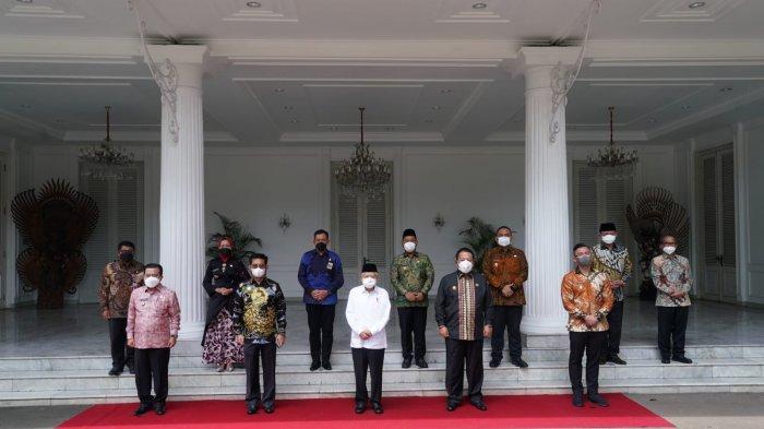 Provinsi Lampung Toreh Prestasi Peringkat Pertama Peningkatan Produksi Padi