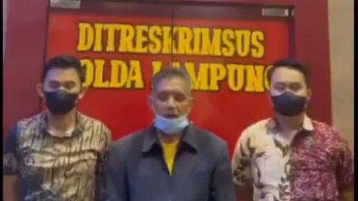 Polda Lampung Amankan Penyebar Video Hoax Kerusuhan di Terminal Kota Metro