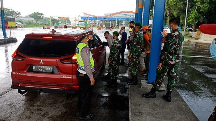 Penyekatan Hari ke-6 di Pelabuhan Bakauheni, Petugas Putar Balik 281 Kendaraan