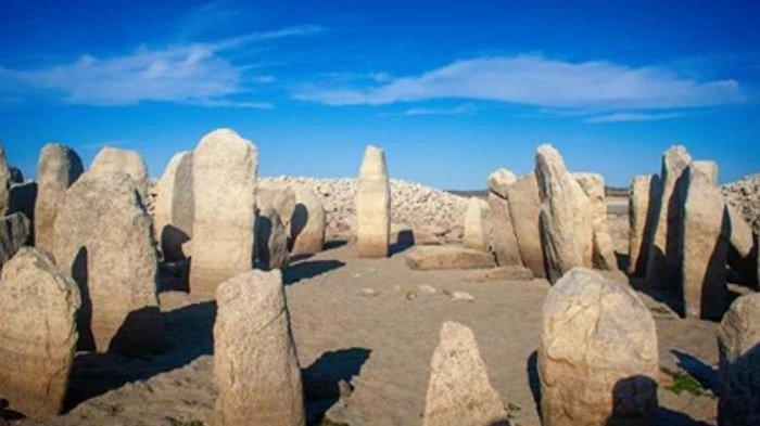 Dua Minggu Lagi Diprediksi Menghilang, Ilmuan Temukan Struktur Batu Zaman Perunggu Kuno