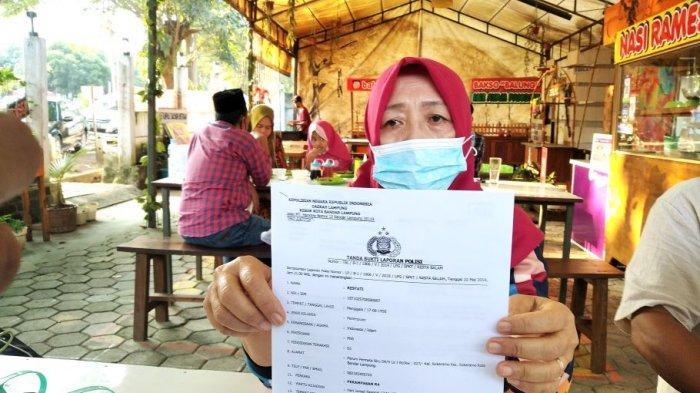 Laporan Perampasan Mobil Mandek di Kepolisian, Pensiunan Guru di Bandar Lampung Surati Kapolri