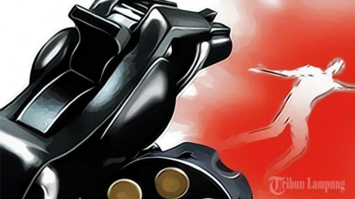 Polisi Tembak Mati Penembak Warga Register 45 Mesuji