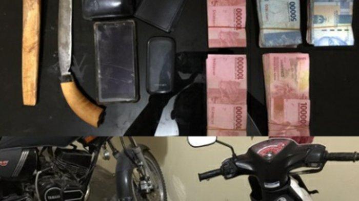 Pura-pura Mau Transfer, Perampok Gasak Uang Rp 48 Juta di BRI Link Lampung Tengah