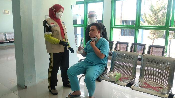 Perawat Puskesmas Kedaton Bandar Lampung Dianiaya, Pelaku Ngotot Mau Bawa Tabung Oksigen