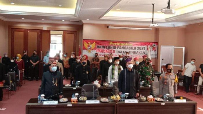 Wabup Lampung Selatan: Lahirnya Pancasila Momentum Jaga Persatuan
