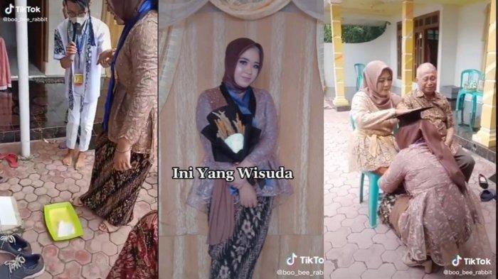 Viral Perayaan Wisuda Digelar seperti Acara Pernikahan, Ada Suvenir