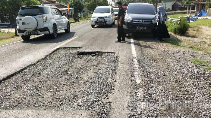 Perbaikan Jalan di Lampung Makan Korban, 2 Orang Tewas karena Kecelakaan