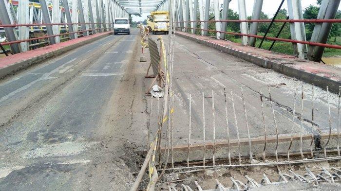 Satlantas Polres Tuba Lampung: Perbaikan Jalinpatim Harus Perhatikan Keselamatan Pengguna Jalan