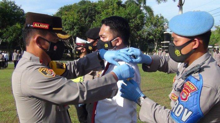 Percepat Penanganan Covid, Polres Way Kanan Gelar Operasi Aman Nusa II Krakatau
