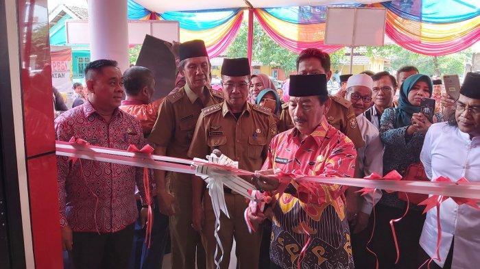 Peresmian Kantor Kelurahan Rajabasa Pemuka, Ketua RT Kompak Ngadu Soal Jalan sampai Selokan Rusak