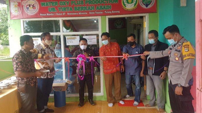 Winarti Ingin Kakam di Tulangbawang Inovasi Dirikan Unit Usaha Kampung