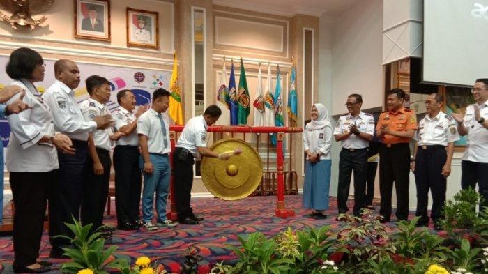 Dishub Lampung Gelar Perhubungan Mengajar