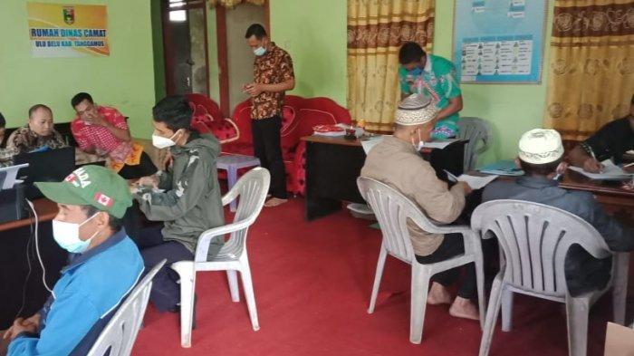 Melalui Perikat Ratu, DPMTSP Tanggamus Terbitkan 402 Dokumen Perizinan di Ulu Belu Lampung