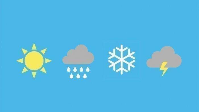 Peringatan Dini Cuaca Ekstrem Selasa 16 Februari 2021, Bandar Lampung Potensi Hujan Lebat
