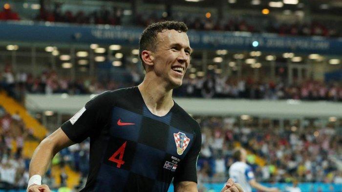 Live Streaming Inggris vs Kroasia, Makin Panas! Perisic Samakan Kedudukan 1-1